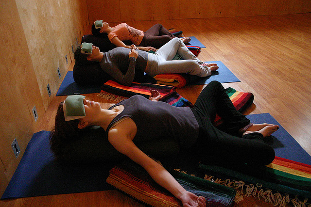 Restorative Yoga Workshop